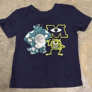 Disney Monsters Inc toddler Shirt